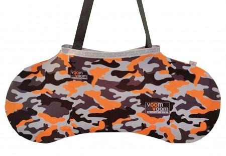 Voyager 攜車袋組 - 橘色迷彩