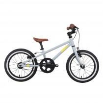 16吋兒童腳踏車 - 時尚灰
