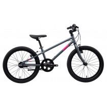20吋兒童腳踏車 - 銀河灰